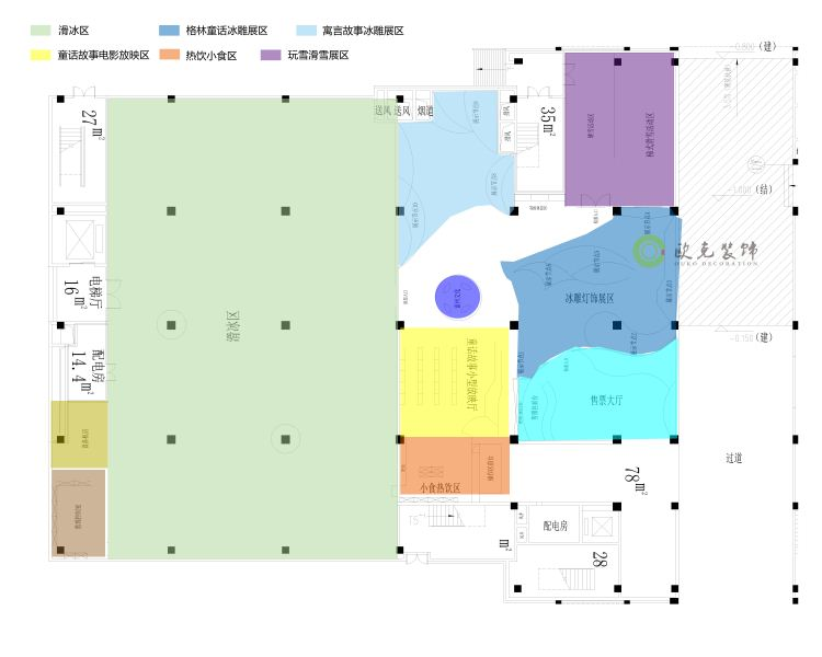 湛江商业空间11选5走势图-—茂德公冰雪天地