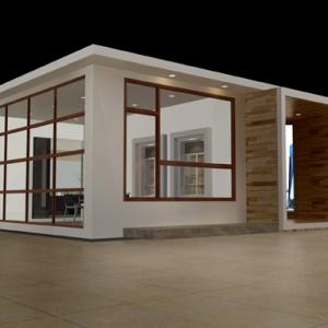 堡宁木地板企业