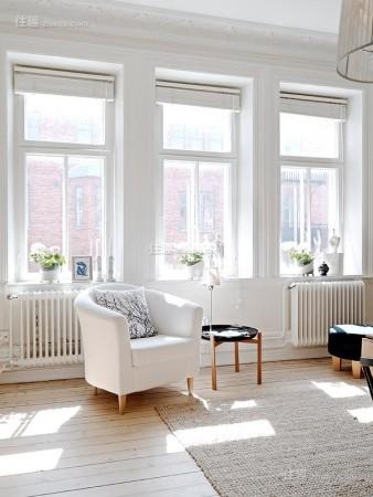 迷你可爱小窗台也能挤出阳光读书角(图13)