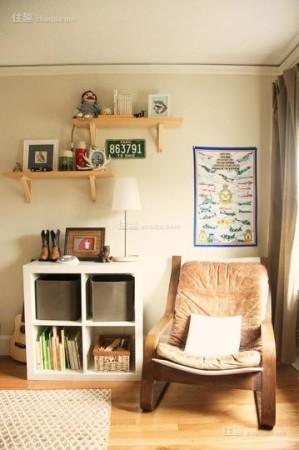 迷你可爱小窗台也能挤出阳光读书角(图16)